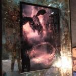 木村俊幸「インドラ少年と空飛ぶ機械の象」リトグラフ TOMO制作額装付き